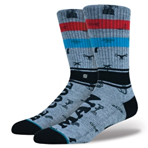Stance X Captain Fin Socks - Be Cool Man