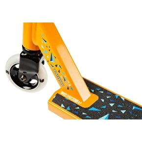 Blazer Pro Cyclone Complete Scooter - Orange/Blue