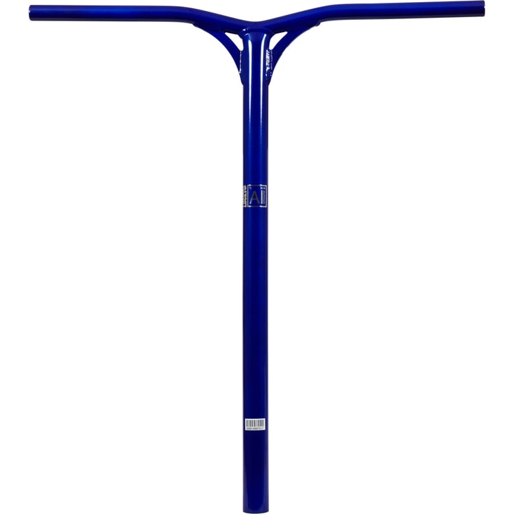 Lucky AIRBar Aluminum Pro Scooter Handle Bars - Blue