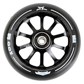 AO Delta 2017 100mm Scooter Wheel - Black