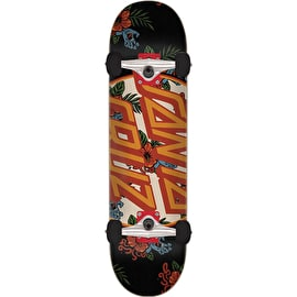 Santa Cruz Vacation Dot Complete Skateboard - 7.75
