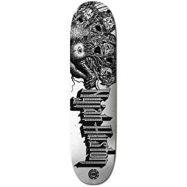 Element Lion Array Skateboard Deck - Nyjah 8.0