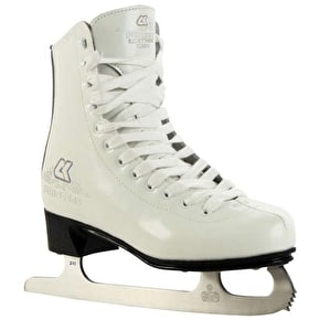 Princess All Leather Ice Skates UK Size 4 (B-Stock)