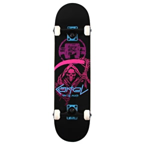 Cartel Death Kids  Complete Skateboard - Pink 7.5
