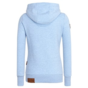 Naketano Schickobello II Womens Hoodie - Amazing Blue