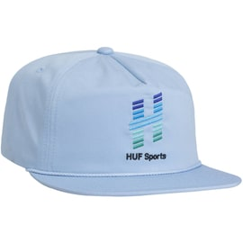 Huf Network Snapback Cap - Light Blue