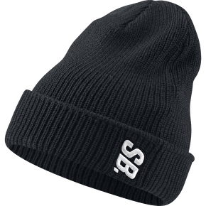 Nike Surplus Beanie - Black/White