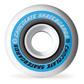 Chocolate Skateboard Wheels - Fastlane Lean 101A 50mm