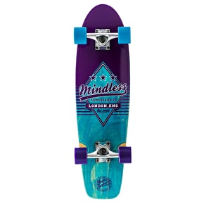 Mindless Daily Grande II Complete Cruiser - Blue/Purple