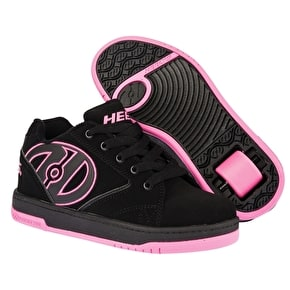 B-Stock Heelys Propel 2.0 - Black/Hot Pink - UK 10 (Box Damage)