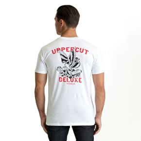 Uppercut Deluxe Eagle T-Shirt - White