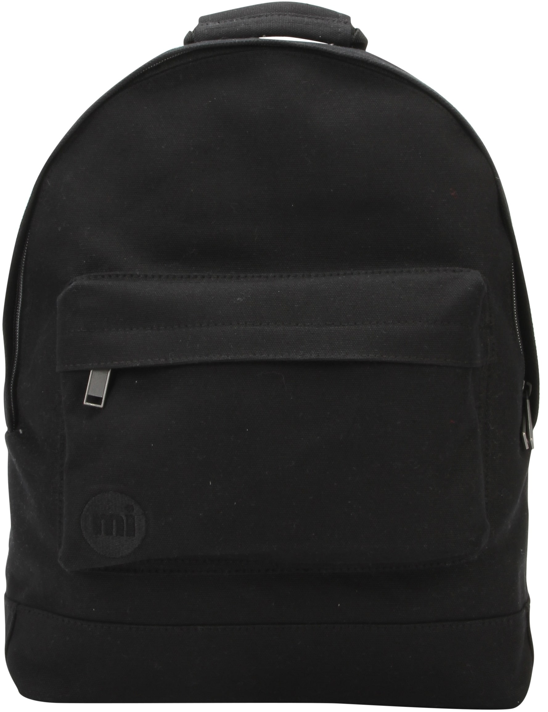 MiPac Canvas Backpack  Black