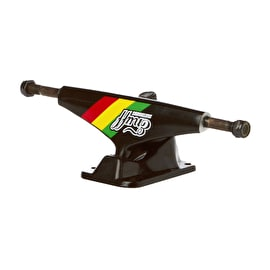 Enuff Rasta Stripe 5.0 Skateboard Trucks (Pair)