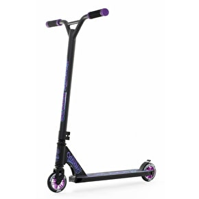 Slamm Urban XTRM II Scooter - Black/Purple