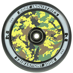 Root Industries 120mm Air Scooter Wheel - Black/Camo