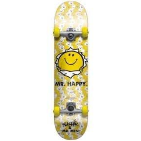 Cliché Kids Skateboard - Mr. Happy 7