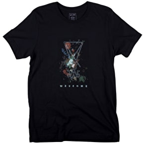 Welcome Still Life T-Shirt - Vintage Black