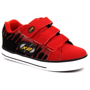 Heelys HX2 Speed - Red / Black