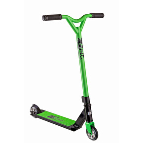 Grit 2017 Extremist Complete Scooter - Black/Green