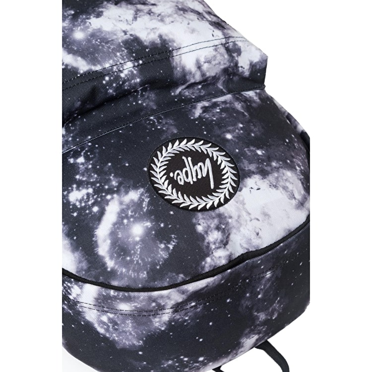 Hype Acid Space Backpack - Navy/Red