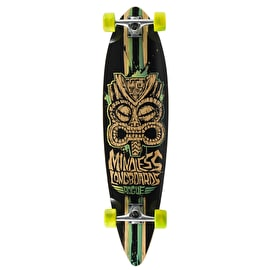 Mindless Longboard - Tribal Rogue II Limited Edition Green