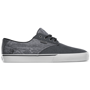 Etnies Jameson Vulc Shoes - Grey/Light Grey