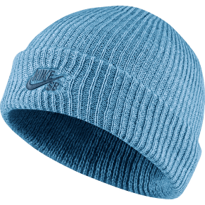 Nike SB Fisherman Beanie - Light Tidal Blue/Brigade Blue