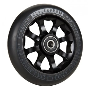 Blazer Pro Octane 110mm Scooter Wheel w/ABEC 9 Bearings - Black