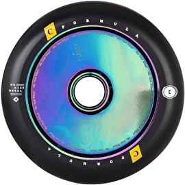 UrbanArtt Hollow Core V2 Scooter Wheel 120mm - Neochrome