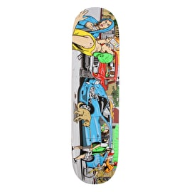 Almost Augmented Reality Skateboard Deck 8.125