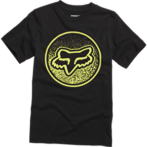 Fox Narka Kids T-Shirt - Black