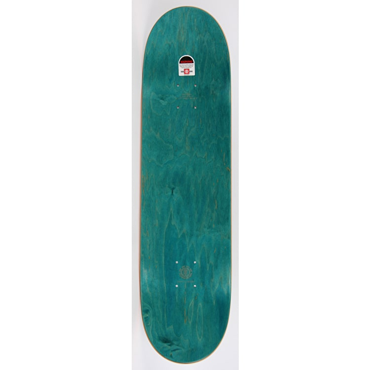 """Element For The Animals Phil Featherlight Skateboard Deck - 8.25"""""""