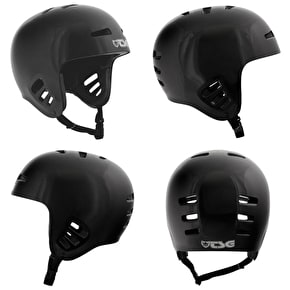 TSG Dawn Helmet- Black