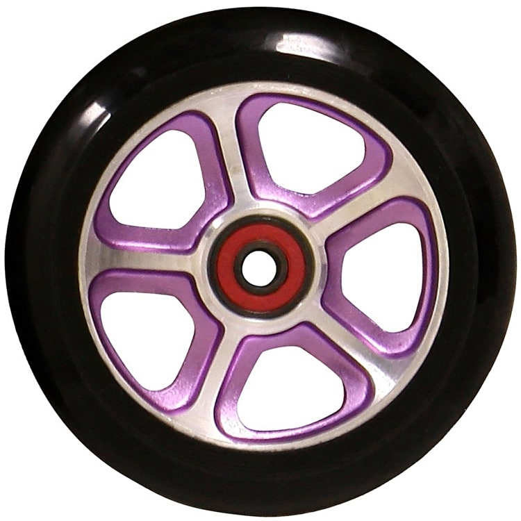 "MGP CF ""Filth"" Scooter Wheel - Purple/Black 110mm"
