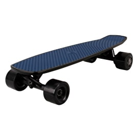 LOU 1.0 Electric Skateboard - Black/Blue