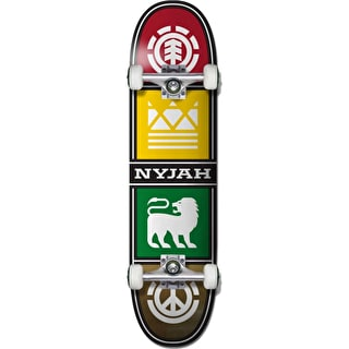 Element Quadrant Twig Complete Skateboard - Nyjah 7.6