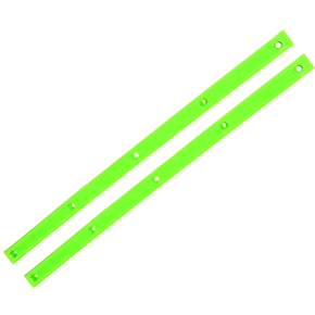 Girl OG Skateboard Rails - Lime Green