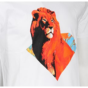 Diamond Africa T-Shirt - White