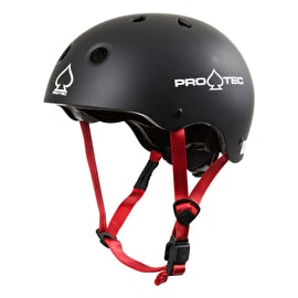 Pro-Tec Classic Fit Junior Helmet - Matte Black