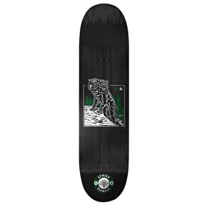 Etnies X Element Skateboard Deck - Black 8