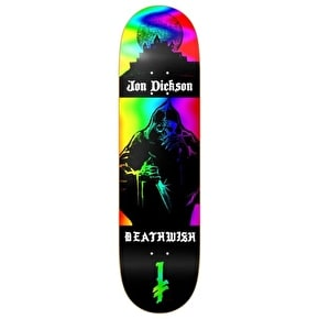 Deathwish Colors Of Death Skateboard Deck - Dickson 8.125