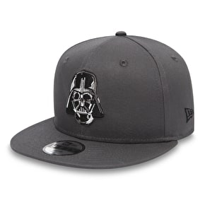New Era 9Fifty Star Wars Kids Cap - Darth Vader - Graphite
