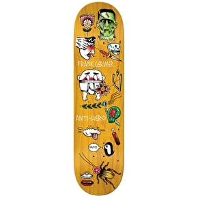 Anti Hero Grape Dope Gerwer Skateboard Deck - 8.4