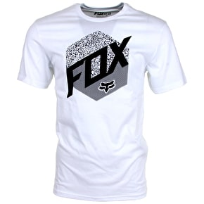 Fox Kast SS Tee - OPT/Optic White
