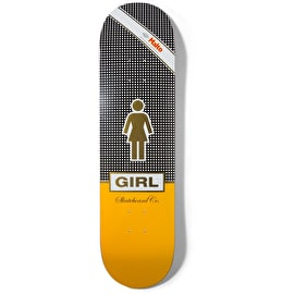 Girl Cubano Skateboard Deck Malto - 8.25