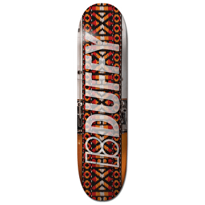 Plan B Strap Pro Spec Skateboard Deck - Duffy 8.375