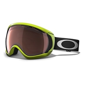 Oakley Canopy 80 Green Snow Goggles - Prizm Black Iridium