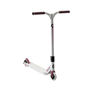 District C-Series C152 Complete Scooter - White/Red