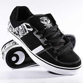 Osiris Tron SE Kids Shoes - SAS/Black