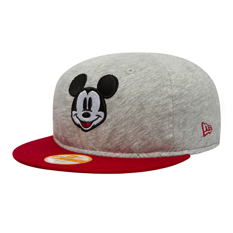 New Era Disney Jersey Crown 9Fifty Infant  Cap - Grey/Red